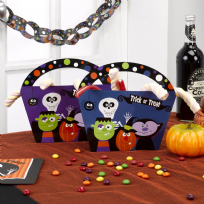 Trick Or Treat Loot Bags (4)